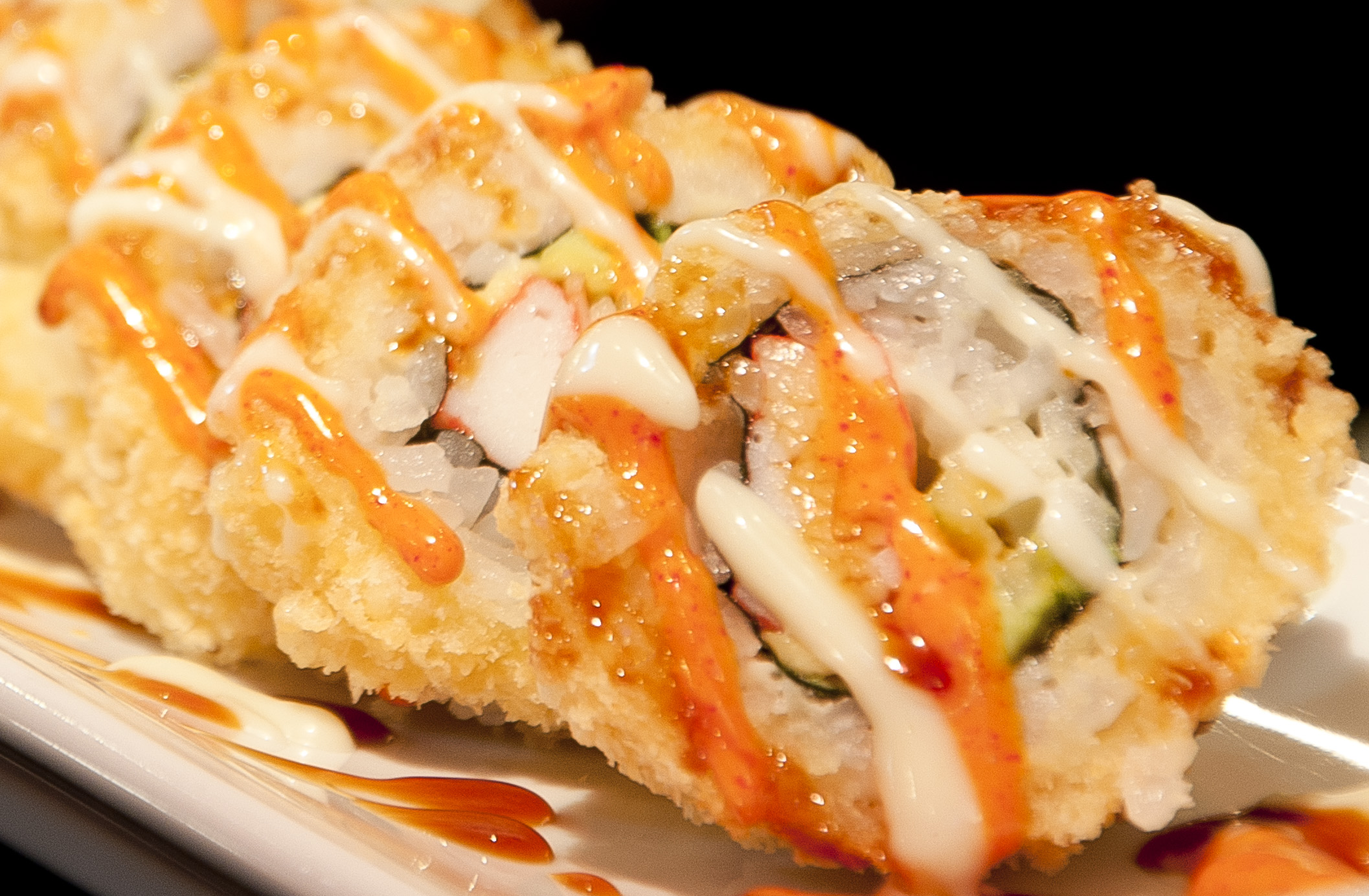 Spicy Crunchy California Roll